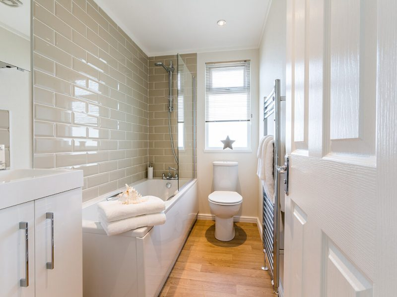 Accolade Showhome Bathroom