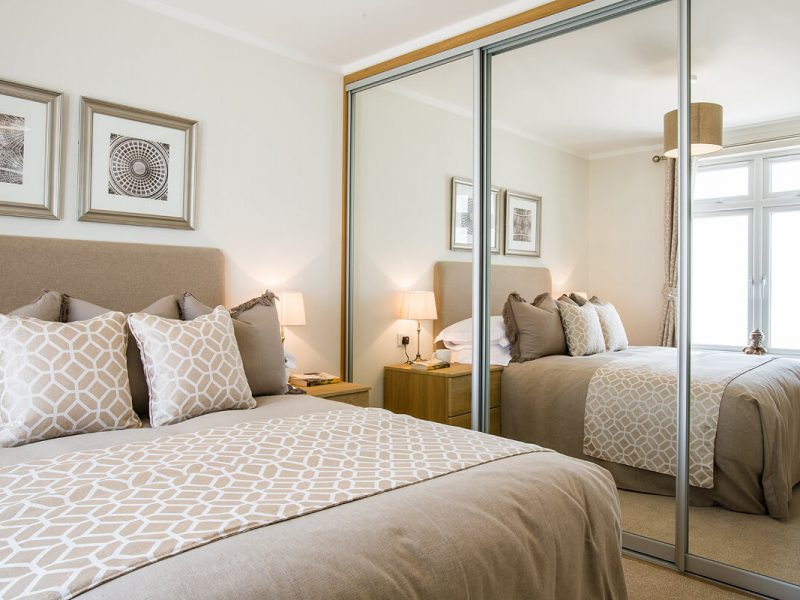 Accolade Showhome Bedroom
